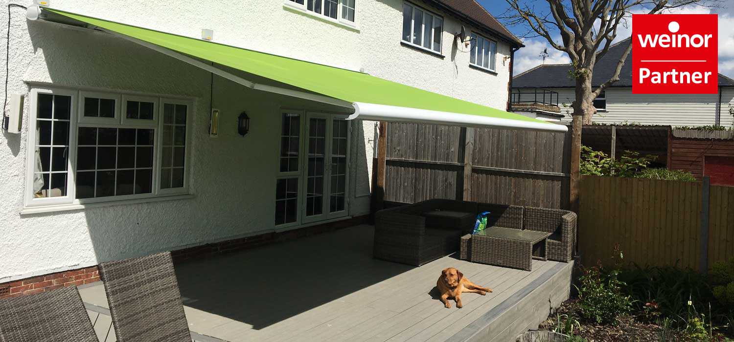 Awnings Supplied & Fitted in Kent | Savills The Awning