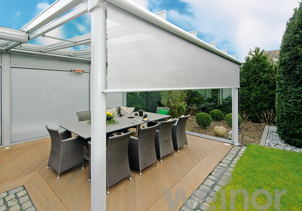 Terrazza Glass Patio Roof Savills The Awning Company Ltd