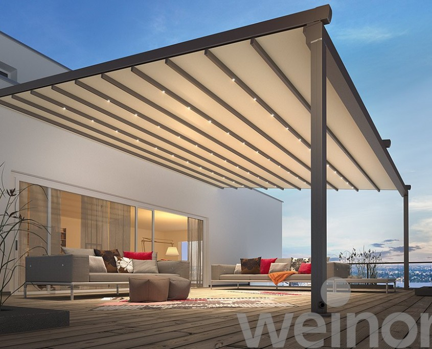 pergotex II awning weinor
