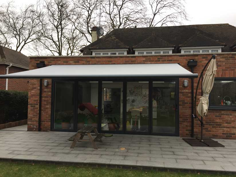 Patio Awnings In Dartford Savills The Awning Company Ltd